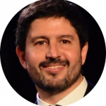 Ministro Cr. Federico Bazan