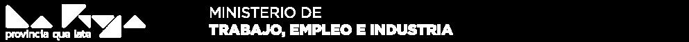 Ministerio de Trabajo, Empleo e Industria logo