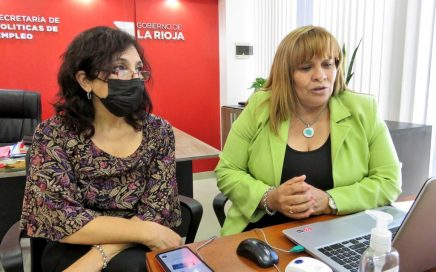 LA ECONOMIA DEL CUIDADO, UNA NUEVA OPORTUNIDAD LABORAL PARA LAS Y LOS RIOJANOS